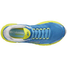 Columbia Bajada III Løbesko Damer grøn/blå